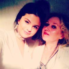 Selena Gomez & Chrissy Iley