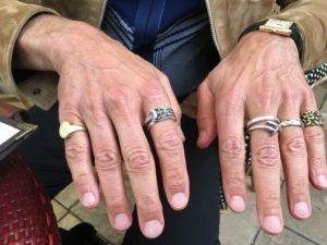 Jeff Goldblum's Jewelry