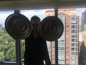 Bono cymbals